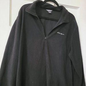 Eddie Bauer 1/2 zip fleece XL